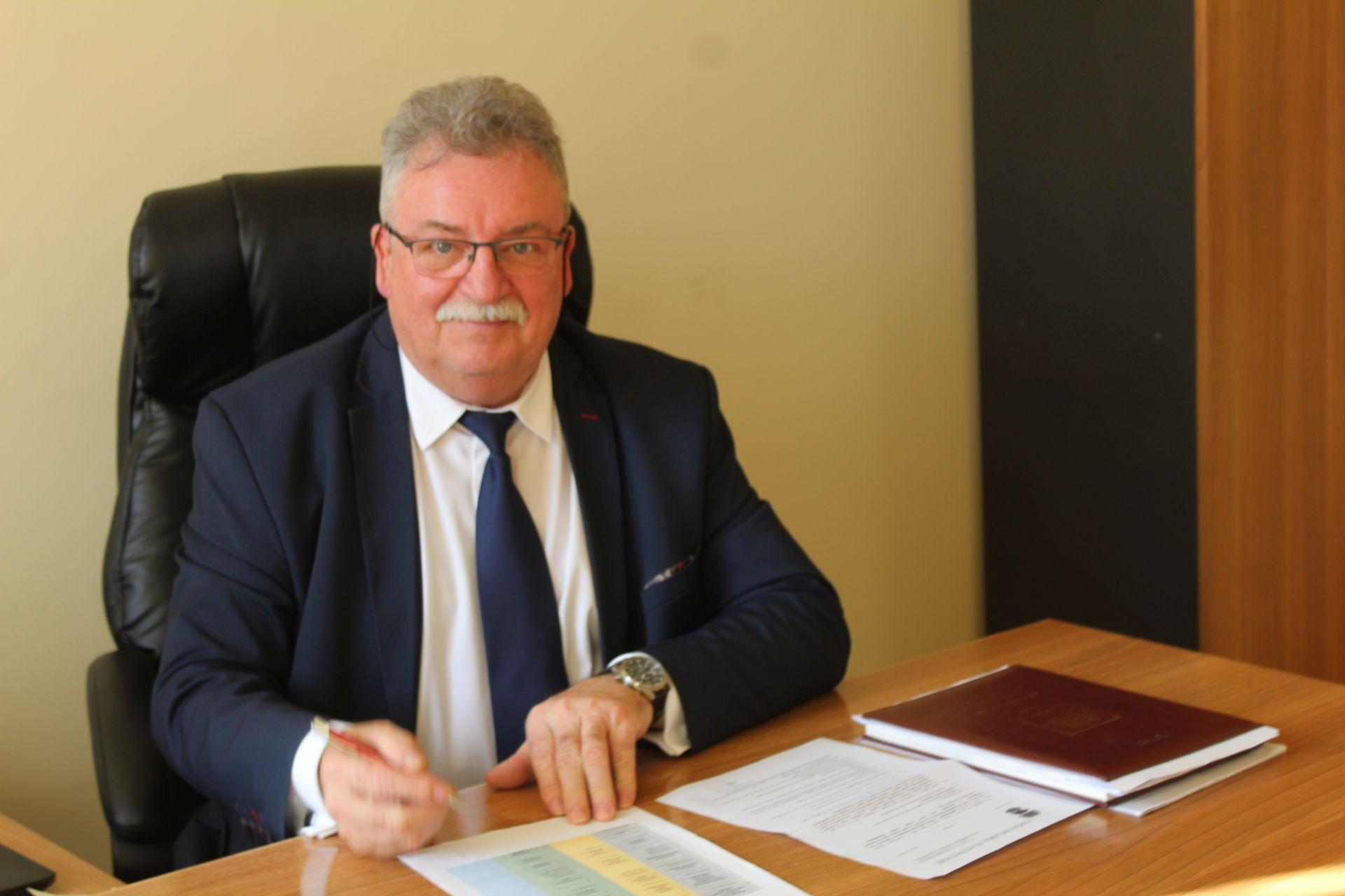 Andrzej Michalski Prezes